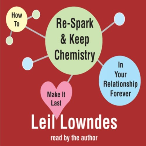 How to Re-Spark and Keep Chemistry in Your Relationship Forever cover art