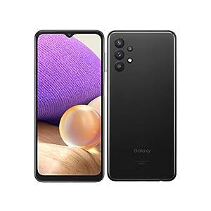 【新品未使用 SIMロック解除済】SAMSUNG Galaxy A32 5G SCG08 [オーサムブラック] SIMフリー
