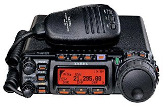FT-857DM YSKパッケージ 八重洲無線 超極小サイズHF~430MHzオールモードトランシーバー 出力50W(430M...