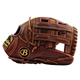 BUCKLER 'Core' Series - KIP Leather Baseball Gloves - Outfield - 12.75' - RHT