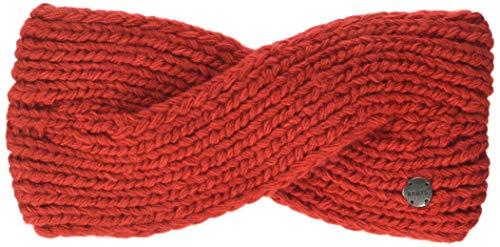 Barts Damen Yogi Headband Stirnband, Rot (RED 0005), One Size (Herstellergröße: Uni)