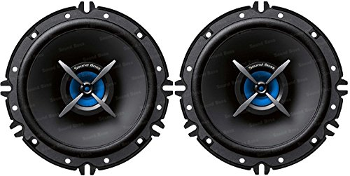 "SoundBoss 6"" 2Way Performance Auditor 280W MAX B0162 Coaxial Car Speaker"
