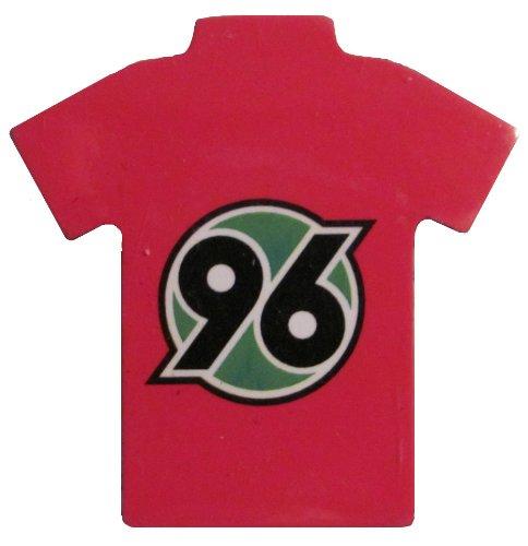 Hannover 96 - Magnet in Trikotform