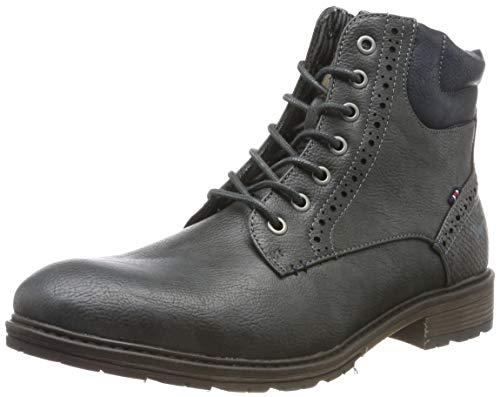 MUSTANG Herren 4140-502-259 Klassische Stiefel, Grau (Graphit 259), 40 EU