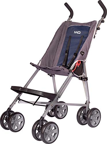 MobiQuip Elise Pushchair Budget XL, Special Needs Buggy, Disability Pushchair for Older Child, Large Pushchair, Blue