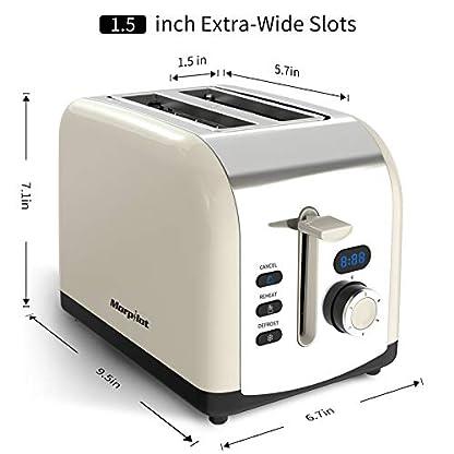 Toaster-Edelstahl-Toaster-mit-Broetchenaufsatz