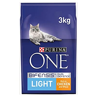 Purina One Cat Food Light Rich In Chicken And Wheat(Pack Of 4)