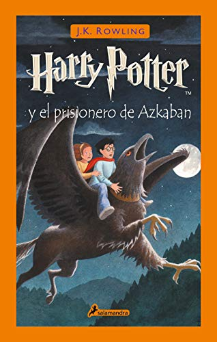 Marco Harry Potter  marca Salamandra Infantil y juvenil