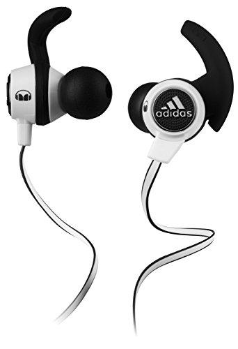 Monster Cable adidas Sport Supernova Auricolare Cablato Bianco auricolare per telefono cellulare