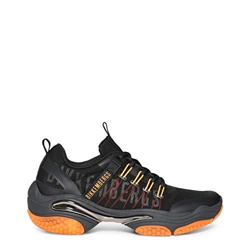 Dirk bikkembergs B4BKM0039 Zapatos Hombre Negro 41