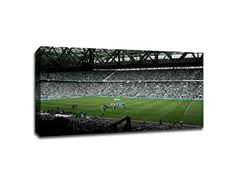 Celtic FC - Celtic Park (36x20 Canvas)