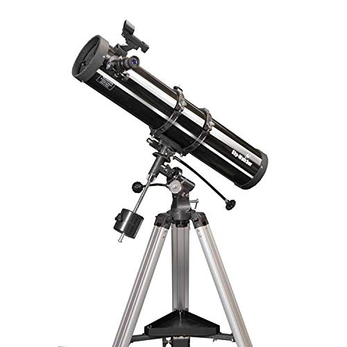 Sky-Watcher Skywatcher Explorer-130 - Telescopio Reflector, Negro