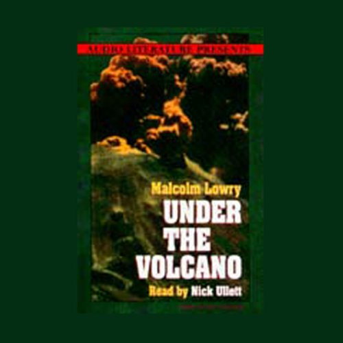 Under the Volcano audiobook cover art