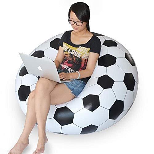 Clkdasjd Wasserdichter PVC-Stuhl, aufblasbar