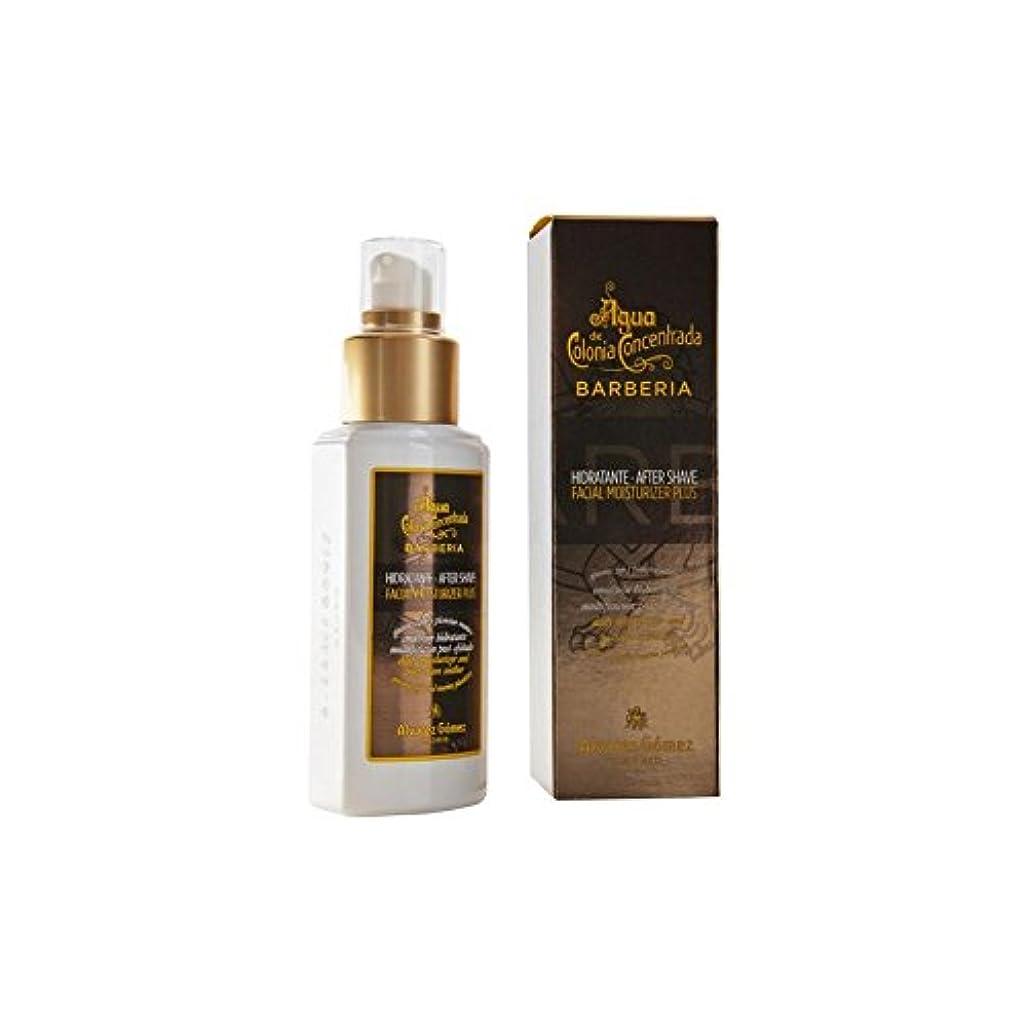 世紀バンクしっかりアグア?デ?コロニア顔の保湿剤プラス x4 - Agua De Colonia Barberia Facial Moisturiser Plus (Pack of 4) [並行輸入品]