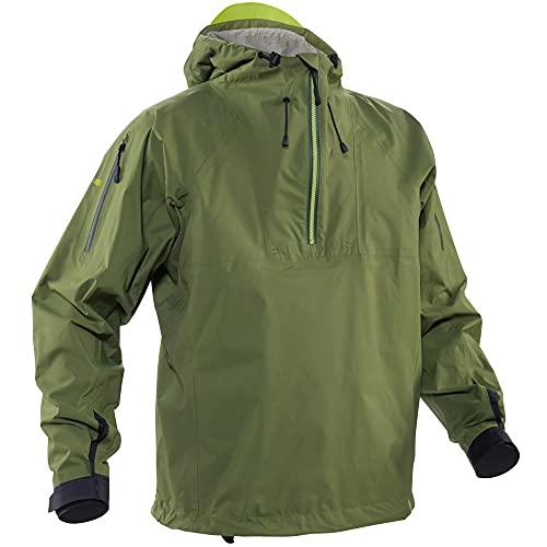 NRS Men's High Tide Paddling Jacket-Olive-XL