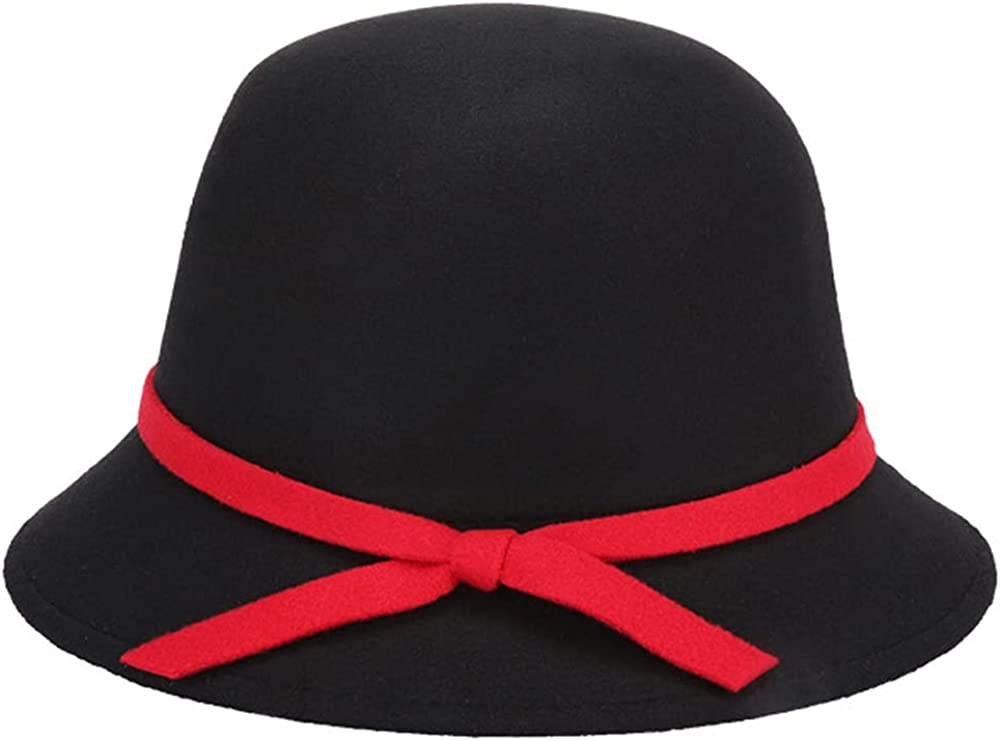 ChenXi Store Women's Church Derby Dress Hat Feather Flower Shade Summer Wedding Hats