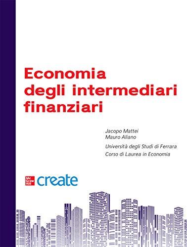 Economia degli intermediari finanziari. Con Connect Bundle