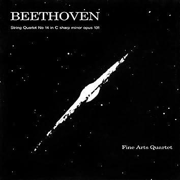 Beethoven String Quartet No 14
