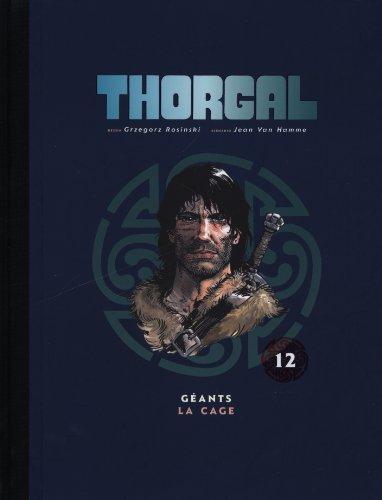 Thorgal, Tome 12 : Géants ; La cage