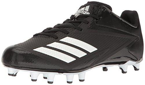 adidas Hombres 5-Star Low & Mid Tops Schnuersenkel Baseball Schuhe Schwarz Groesse 11 US /45 EU