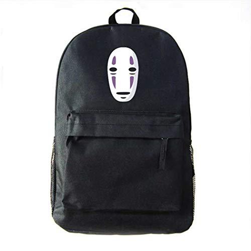 WANHONGYUE Luminoso Akame ga Kill! Anime Backpack Mochila Infantil Casual Daypack Bolsa de Viaje Niña Niño