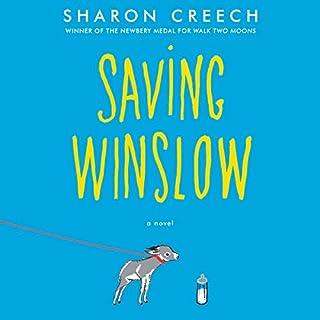 Saving Winslow audiobook cover art
