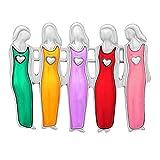 SOIMISSClip di tiralatte Colorate Maglione in Lega di Spille Colorate Migliori Amiche dipinte Migliori Spille (Argento/Tre Sorelle)