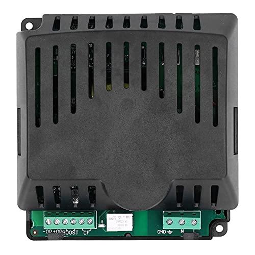 ROMACK Cargador de batería de Almacenamiento, Cargador de batería de 24 V CC, Ahorro de energía, práctico, Mayor Seguridad para vehículos eléctricos, Salida de 24 V, 5 A