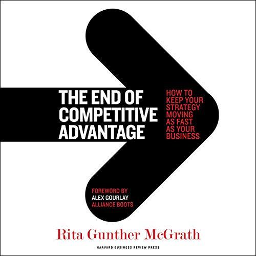 The End of Competitive Advantage Titelbild
