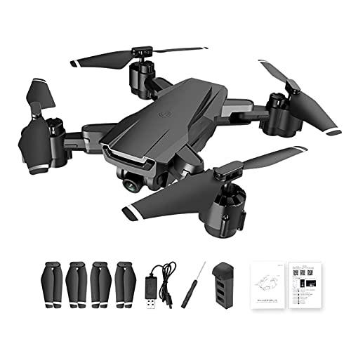DCLINA Drone Pieghevole 5G WiFi FPV Drone con videocamera HD 1080P per Adulti ed esperti GPS Ritorno a casa Impostazione dell'altitudine