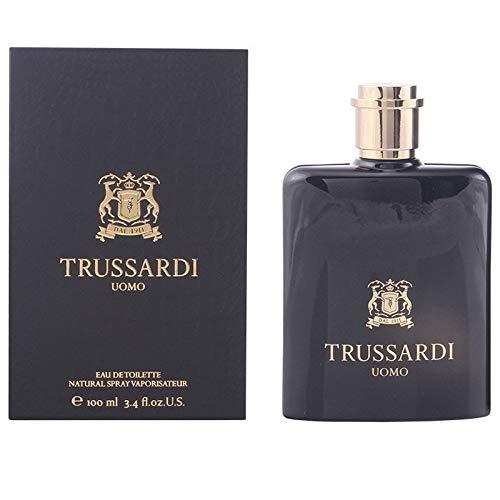 Trussardi, Agua de tocador para hombres - 100 ml.