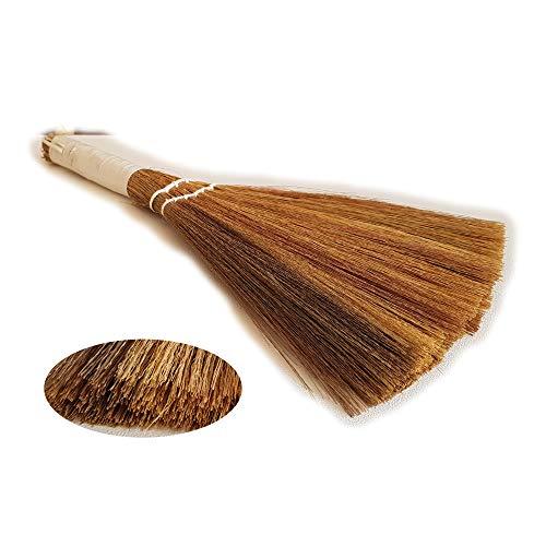 Besenbesen für Zweige, 34 cm, für Kaminöfen und Pelletöfen