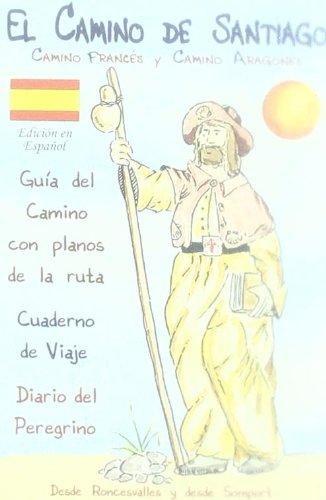 Cuaderno de viaje - el camino de Santiago