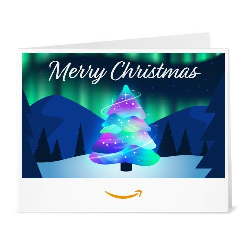Amazon Gift Card - Print - Decorated Tree