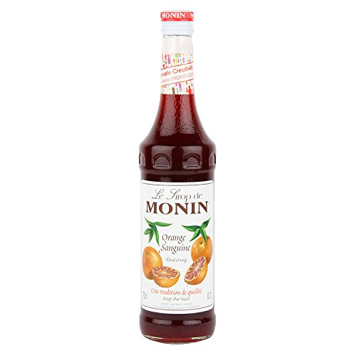 Monin Blood Orange Syrup, 700ml