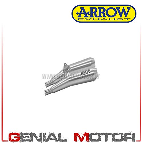 71851PRI Auspuff Arrow ProRacing Thruxton 1200 2016 > 2019