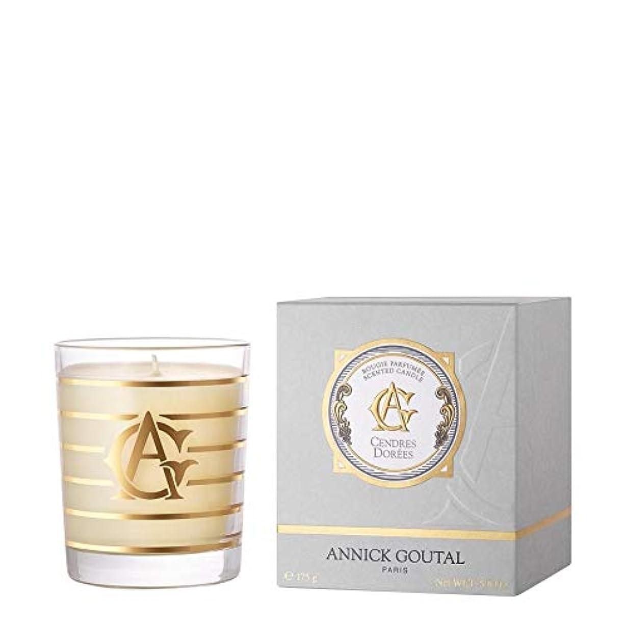 寛大さ囲い利用可能[Annick Goutal ] アニックグタールCendres Dorees香りのキャンドル175グラム - Annick Goutal Cendres Dorees Perfumed Candle 175g [並行輸入品]