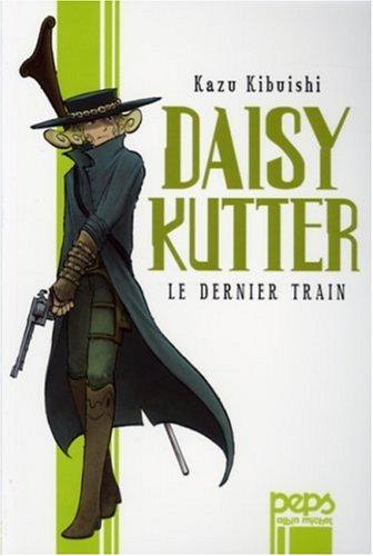DAYSY KUTTER- LE DERNIER TRAIN