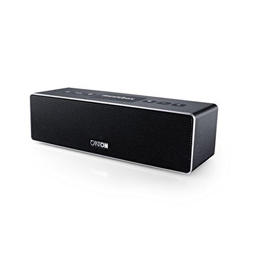 Canton Musicbox XS Portabler Bluetooth-Lautsprecher - Schwarz