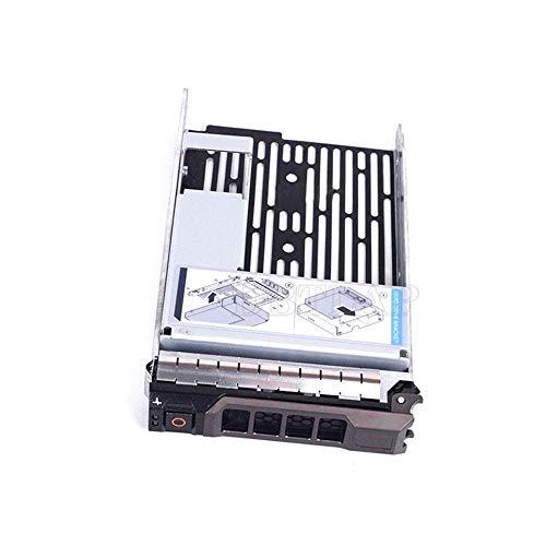 """DBTLAP 3.5"""" SAS/SATA Disco Duro Bandeja Caddy con 2.5'' Adaptador Compatibles para DELL Poweredge R410 T410 R310 T310 R415 R510 Disco Duro Caddy"""
