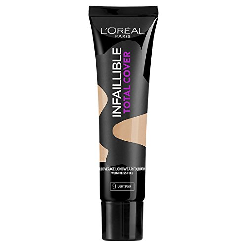 L'Oreal L'Oréal Infallible Total Cover Foundation