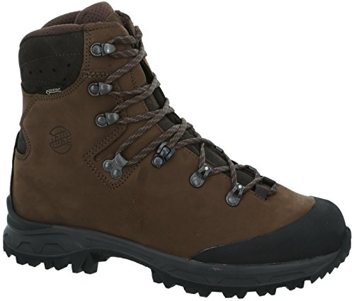 Hanwag M Alaska 4HT GTX Braun, Herren Gore-Tex Wanderschuh, Größe EU 43 - Farbe Brown