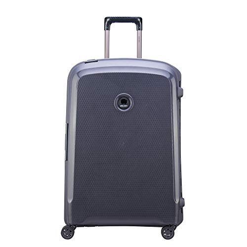 DELSEY Paris Belfort DLX 26' Checked Spinner, Anthracite, One Size