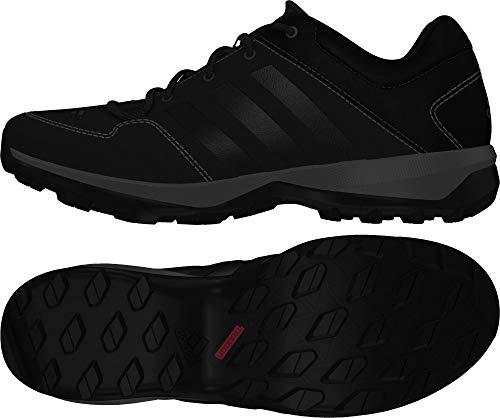 adidas Herren Daroga Plus Trekking- & Wanderhalbschuhe, Schwarz (Negbas/Granit/Negbas 000), 43 1/3 EU