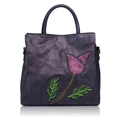 APHISON Designer Soft Leather Totes Handbags For Women, Ladies Satchels Shoulder Bags...