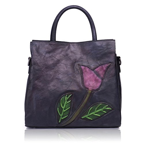 APHISON Designer Soft Leather Totes Handbags For Women, Ladies Satchels Shoulder Bags...