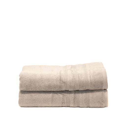 MOSOBAM Toallas de baño de algodón de bambú de Lujo de 700 g/m²