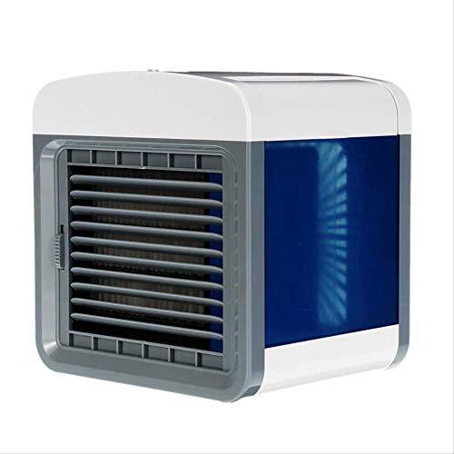 Usb Mini Portable Air Conditioner Humidifier Purifier Desktop Air Cooling Fan Air Cooler Fan Office Home