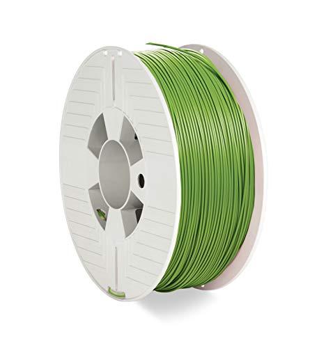Verbatim - Filamento ABS, 1 kg, 75 mm, Colore: Verde